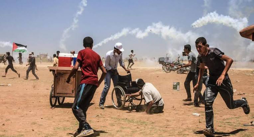 Gaza killings unlawful, says Human Rights Watch