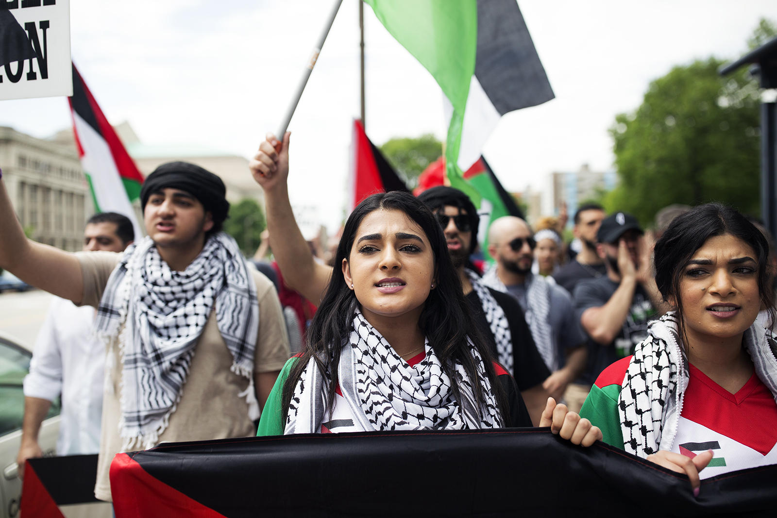 Opinion: They're Palestinians, not 'Israeli Arabs'