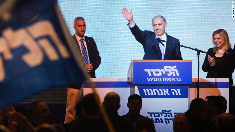 Watch what Netanyahu does, not what he says