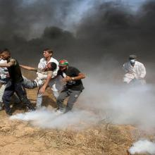 Why is Israel Shooting at Unarmed Protesters?